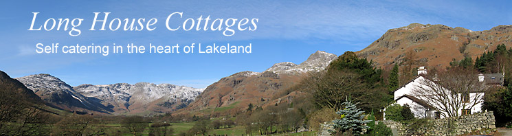 Long House Cottages - self catering in the heart of Lakeland