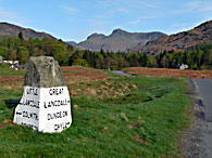 The road to Langdale